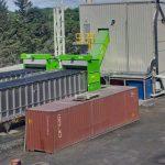 Impianto Essroc di Nazareth consegnato il sistema di alimentazione del CSS01