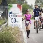 Katia Figini vince l edizione italiana di Wings for Life World Run 2016 01