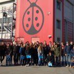 Liceo Peano in visita a Santhià01