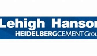 Logo Lehigh Cement Company