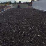 Test sistema di bagnatura biofiltro impianto Derby01
